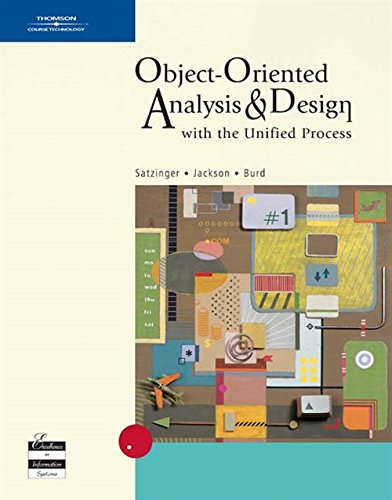 9780619216436: Object-Oriented Analysis and Design with the Unified Process (Available Titles CengageNOW)