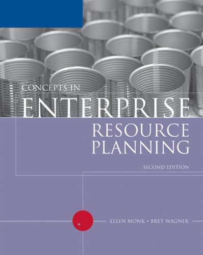 9780619216634: Concepts in Enterprise Resource Planning, Second Edition (Available Titles Skills Assessment Manager (SAM) - Office 2010)