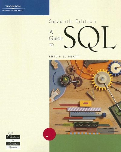 9780619216740: A Guide to SQL