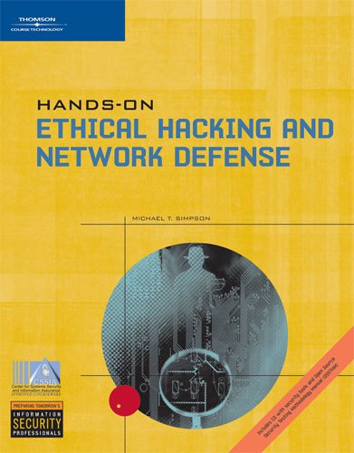 9780619217082: Hands-On Ethical Hacking and Network Defense