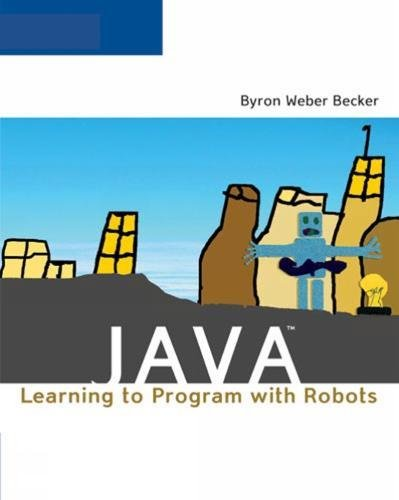 9780619217242: Java: Learning to Program with Robots