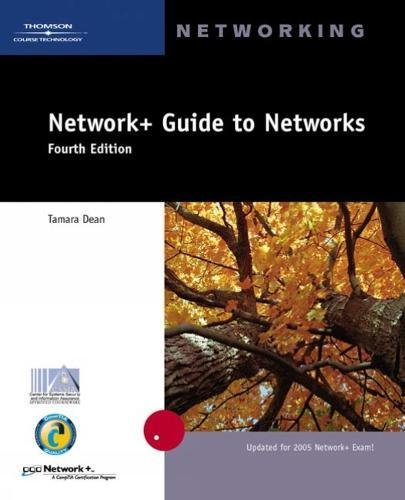 9780619217433: Network+ Guide to Networks (Networking)