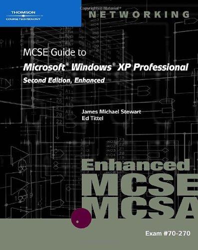 9780619217518: 70-270: MCSE Guide to Microsoft Windows XP Professional, Enhanced