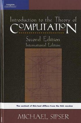 9780619217648: Introduction to the Theory of Computation