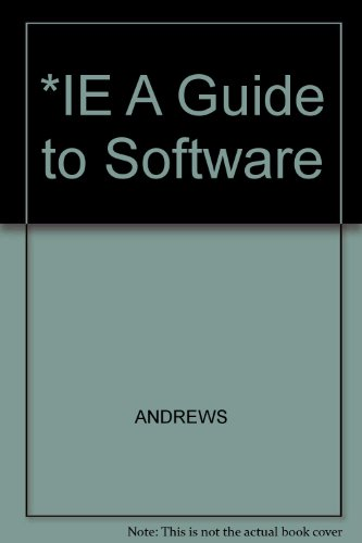 9780619217709: A+ Guide to Software: Managing, Maintaining, Troubleshooting