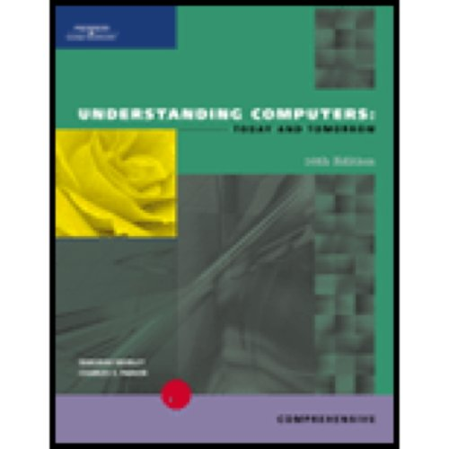 9780619243333: Understanding Computers: Today and Tomorrow (Available Titles Skills Assessment Manager (SAM) - Office 2007)