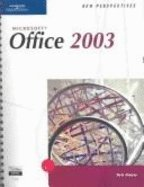 9780619243586: New Perspectives on Microsoft Office 2003, First Course