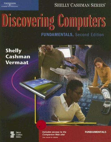9780619255091: Discovering Computers: Fundamentals, Second Edition