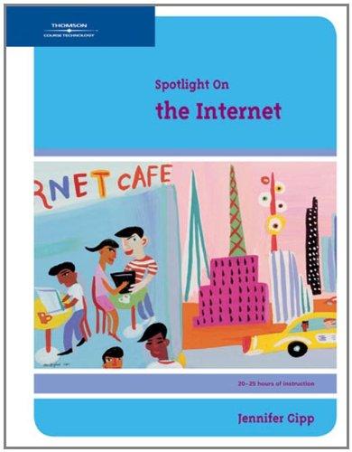 9780619266479: Spotlight On: the Internet
