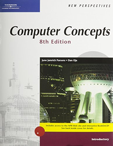 9780619267643: New Perspectives on Computer Concepts Eighth Edition, Introductory