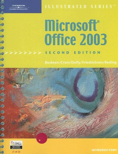 9780619268404: Microsoft Office 2003-Illustrated Introductory, Second Edition (Illustrated (Thompson Learning))