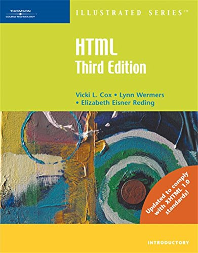 9780619268459: HTML Illustrated Introductory (Illustrated Series)