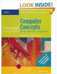 9780619273552: Computer Concepts: Introductory: Illustrated Introductory, Enhanced