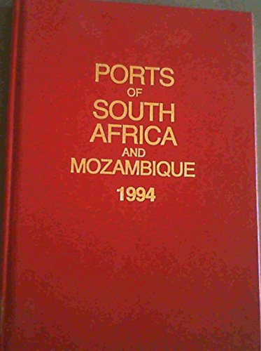 Ports Of South Africa 1988: Author not listed.