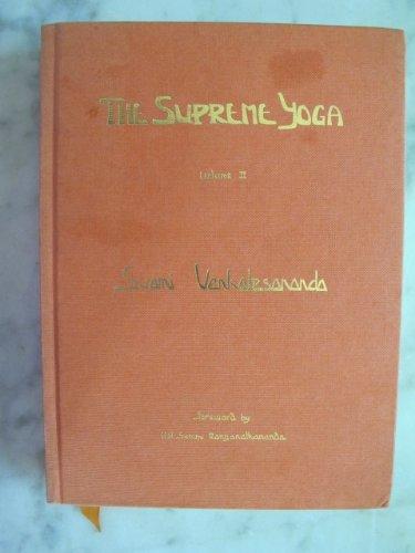 9780620020558: The Supreme Yoga: A New Translation of the Yoga Vasistha (Complete 2 Volulme Set)