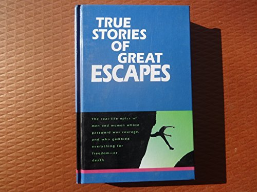 9780620036153: Reader's Digest True Stories of Great Escapes: Volume Two