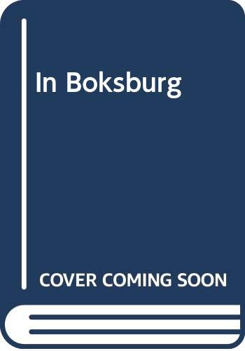 9780620059336: In Boksburg (The South African Photographic Gallery)
