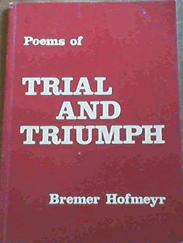 9780620066549: Poems of Trial and Triumph