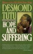 9780620067768: Hope and suffering: Sermons and speeches (Black theology series)