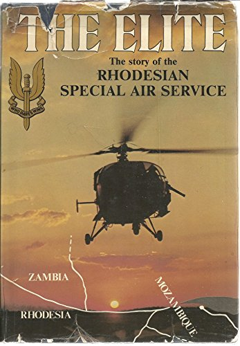 9780620074216: The Elite: Story of the Rhodesian Special Air Service