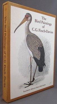 9780620074582: The Bird Paintings of C.G. Finch-Davies