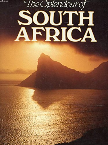 9780620075275: The splendour of South Africa