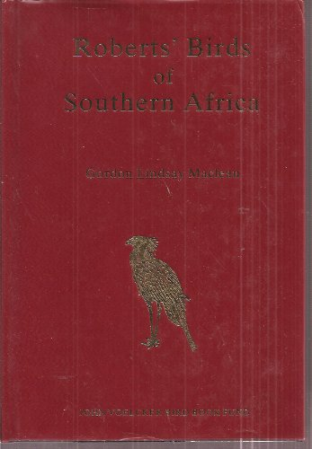 9780620076814: Roberts' Birds of Southern Africa