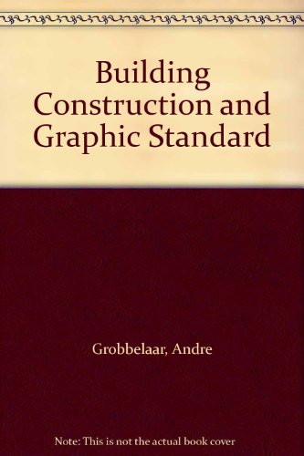 9780620077873: Building Construction and Graphic Standard