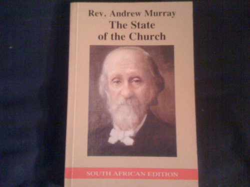 9780620085434: The State of the Church (South African Edition)