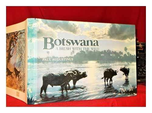 9780620096768: Botswana: A Brush with the Wild