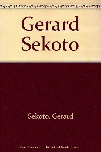 9780620118125: Gerard Sekoto