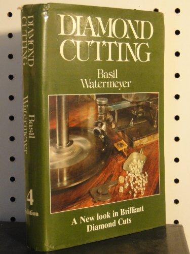 9780620132480: Diamond Cutting: A New Look in Brilliant Diamond Cuts