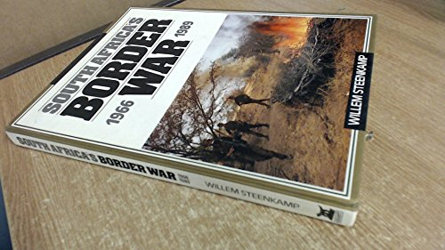 South Africa's Border War, 1966-89 (9780620139670) by Willem Steenkamp