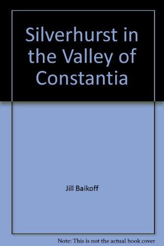 Silverhurst in the Valley of Constantia