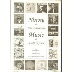 9780620181211: History of contemporary music of South Africa