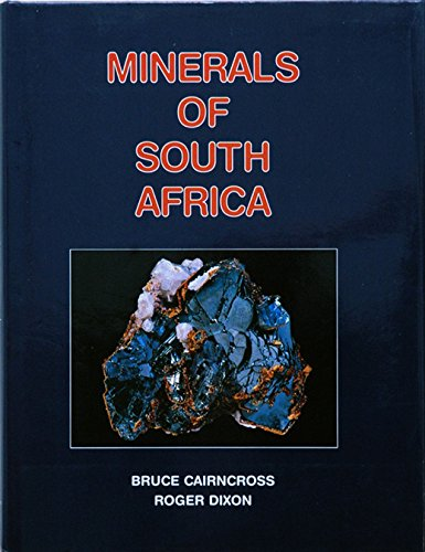 Minerals of South Africa.: Dixon, Roger and