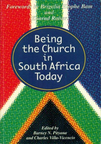 Being the church in South Africa today