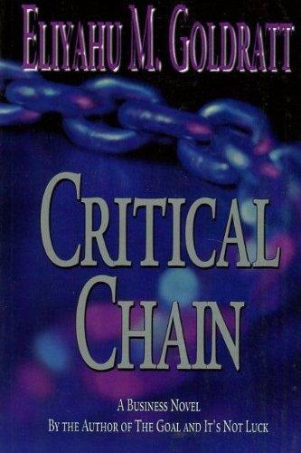 9780620212564: CRITICAL CHAIN