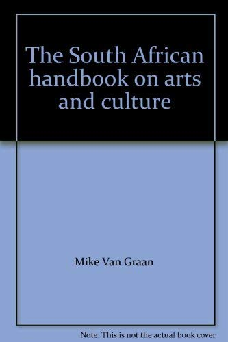 9780620221276: The South African handbook on arts and culture