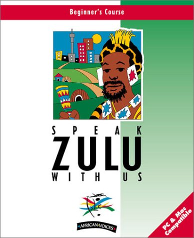 9780620244275: Speak Zulu With Us (Book & CD-Rom edition)