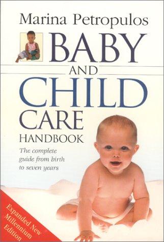 9780620251846: Baby and Child Care Handbook