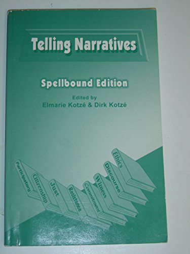 9780620276177: Telling Narratives - Spellbound Edition