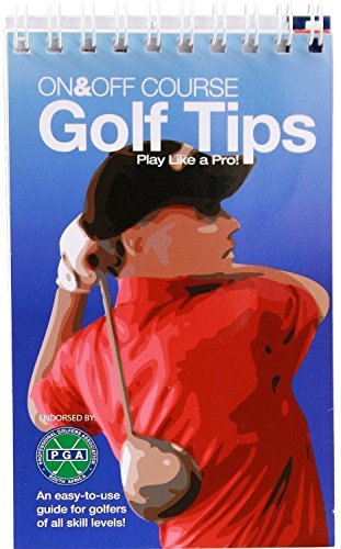 9780620280099: On-Course Golf Tips An Easy-To-Use Guide for Golfers of all Levels