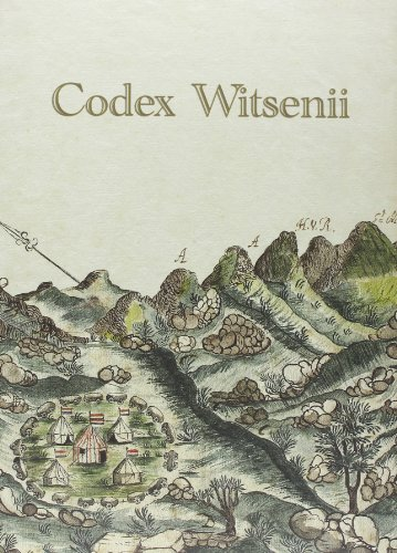 9780620281379: Codex Witsenii: Annotated Watercolours of Landscapes, Flora and Fauna Observed on the Expedition to the Copper Mountains in the Country of the ... at the Cape of Good Hope Copied at the Cape
