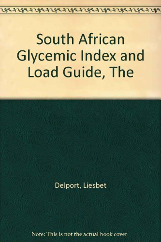 9780620291798: South African Glycemic Index and Load Guide, The