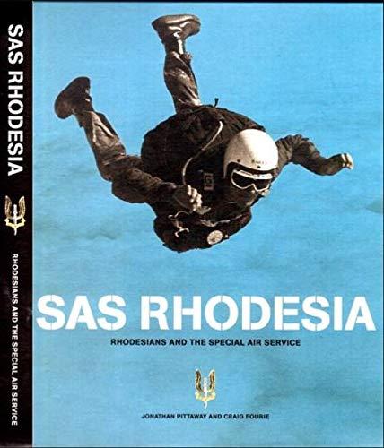 9780620293471: SAS Rhodesia: Rhodesians and the Special Air Service