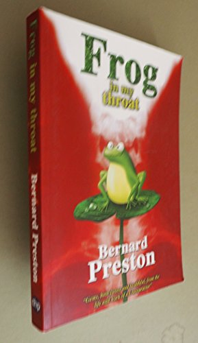 9780620305730: Frog in My Throat