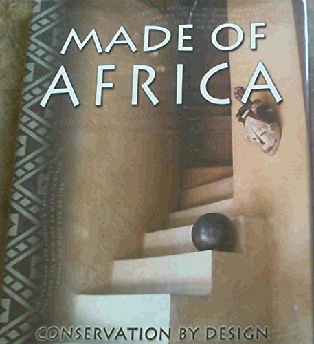 9780620308045: Made of Africa: Conservation by Design