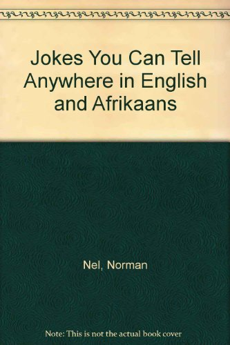 9780620316613: Jokes You Can Tell Anywhere in English and Afrikaans