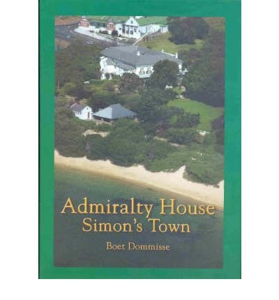 Admiralty House Simon's Town